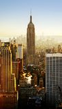 Empire State Building, Manhattan, New York Stock Image