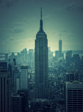 Empire State Building Stock Image