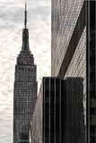 The Empire State Building in Manhattan Royalty Free Stock Image
