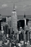 Empire State Building in Manhattan New York Royalty Free Stock Photography