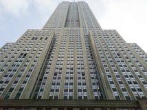 Empire State Building, Manhattan, New York illustration de vecteur