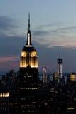 Empire State Building, Manhattan, NYC Stock Photo