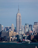 Empire State Building, Manhattan, NYC Royalty Free Stock Images