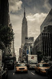 Empire State Building, Manhattan, NYC Royalty Free Stock Image