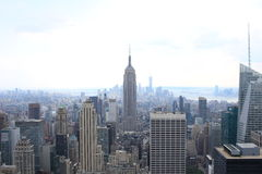 Empire State Building, Manhatten, New York City Stock Image