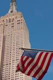 Empire State Building, Miasto Nowy Jork. obraz royalty free