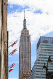 The Empire State Building Stock Image