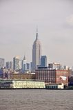 Empire State Building and Midtown skyline Royalty Free Stock Image
