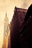 Empire State Building, New York Lizenzfreie Stockfotografie