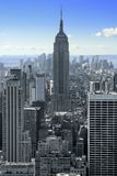 Empire State Building in New York Stockbilder