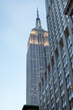 Empire State Building in New York Royalty Free Stock Photos