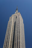 Empire State Building, New York stock image