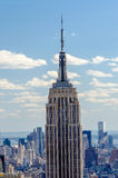 The Empire State Building, New York Royalty Free Stock Photo