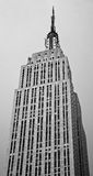 Empire State Building a New York City Fotografia Stock Libera da Diritti