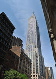 Empire State Building in new york city Royalty Free Stock Photo