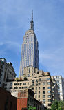 Empire State Building in new york city Royalty Free Stock Image