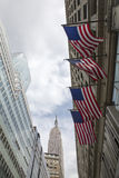 Empire State Building. In New York City Royalty Free Stock Image