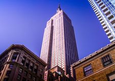 Empire State Building, New York City Royalty Free Stock Image