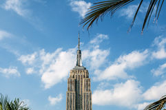 The Empire State Building, New York City Stock Image