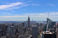 The Empire State Building, New York Royalty Free Stock Image