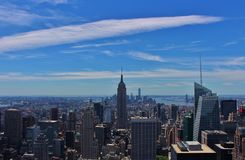 The Empire State Building, New York Stock Photos