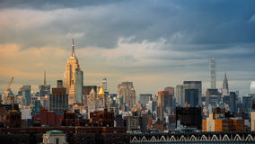 Empire State Building, New York, USA Royalty Free Stock Photo