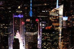 Empire State Building Stock Photography