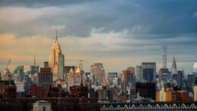 Empire State Building, Nowy Jork, usa Zdjęcie Royalty Free