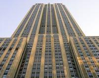 Empire State Building, Nueva York Fotos de archivo libres de regalías