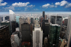 Empire State Building, Nueva York (Manhattan, los E.E.U.U.) Fotografía de archivo