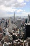 Empire State Building, Nueva York (Manhattan, los E.E.U.U.) Fotos de archivo libres de regalías