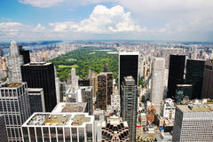 Empire State Building, Nueva York (Manhattan, los E.E.U.U.) Foto de archivo libre de regalías