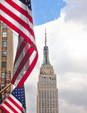 Empire State Building NYC Stock Photo