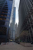 Empire State Building situado en Midtown Manhattan Imagen de archivo libre de regalías