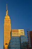 Empire State Building. Royalty Free Stock Photo