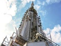 Empire State Building Top Stock Photos