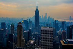 The Empire State Building Royalty Free Stock Image