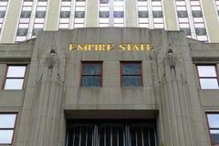 Empire State Buildinggateway, Manhattan Stock Afbeelding