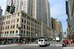 Empire State Buildinggateway, Manhattan Royalty-vrije Stock Afbeeldingen
