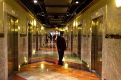 Empire State Buildingwaarnemingscentrum Royalty-vrije Stock Afbeelding