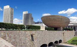 Empire State Plaza Royalty Free Stock Images