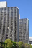 Empire State Plaza in Albany Royalty Free Stock Photos