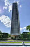 Empire State Plaza in Albany, New York Royalty Free Stock Image