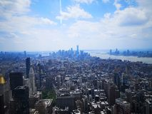 From Empire State to the world stock photography