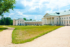 Empire style chateau Stock Image