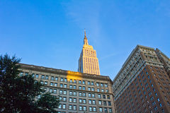 Empite State Building Stock Photography