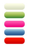 Empity Web Button Set [03] Royalty Free Stock Image