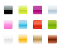 Free Empity Web Button Set [04] Stock Image - 6255711