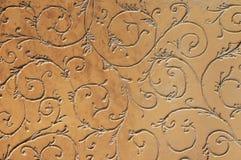 Emplastro decorativo Fotografia de Stock