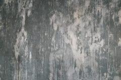 Emplastro decorativo Concreto artificial A textura do muro de cimento cinzento fotografia de stock royalty free